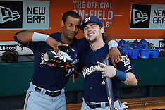 20150728 - Milwaukee Brewers at San Francisco Giants