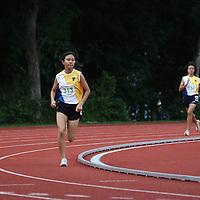 C Division Girls 1500m
