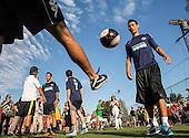 Basketball: Jeremy Lin plays at Steve Nash Foundation Showdown