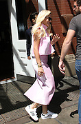 May 5, 2014 - New York City, NY, USA - <br /> <br /> Rita Ora New York<br /> <br /> Singer Rita Ora leaves a Soho hotel on May 5 2014 in New York City  ©Exclsuivepix