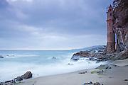 Laguna Beach California In The Evening