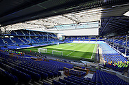 a General view inside the stadium. Premier league match, Everton v Middlesbrough at Goodison Park in Liverpool, Merseyside on Saturday 17th September 2016.<br /> pic by Chris Stading, Andrew Orchard sports photography.