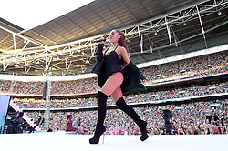 File photo dated 06/06/2015 of Ariana Grande as a number of people have died and others are injured after a reported explosion at Manchester Arena during one of her concerts.