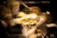 Muisc in Motion series | for metal print