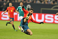 Diego Costa (Spain) during the International Friendly Game football match between Germany and Spain on march 23, 2018 at Esprit-Arena in Dusseldorf, Germany - Photo Laurent Lairys / ProSportsImages / DPPI