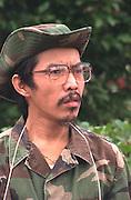 Laos Veterans of America Inc Protester age  35.  St Paul Minnesota USA