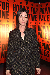 """Mary McCartney at """"Hoping For Palestine"""" Benefit Concert For Palestinian Refugee Children held at The Roundhouse, Chalk Farm Road, England. 04 June 2018. <br /> Photo by Dominic O'Neill/SilverHub 0203 174 1069/ 07711972644 - Editors@silverhubmedia.com"""