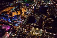 Las Vegas Boulevard, South of Flamingo Road