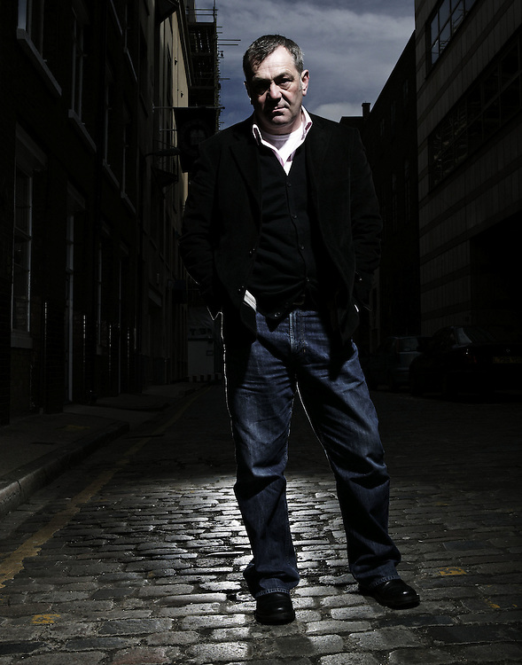 David Wilson, Criminologist who has written a book about the Ipswich murders Author Prof. David Wilson<br /> Photographed in London 2008