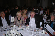 Rose Gray and Sir Terence Conran. Conde Nast Traveller Tsunami Appeal dinner. Four Seasons  Hotel. Hamilton Place, London W1. 2 March 2005. ONE TIME USE ONLY - DO NOT ARCHIVE  © Copyright Photograph by Dafydd Jones 66 Stockwell Park Rd. London SW9 0DA Tel 020 7733 0108 www.dafjones.com