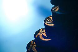September 16, 2017 - Karlstad, SVERIGE - 170916 NÅ'gra trÅningspuckar infÅ¡r ishockeymatchen i SHL mellan FÅrjestad och LinkÅ¡ping den 16 september 2017 i Karlstad  (Credit Image: © Fredrik Karlsson/Bildbyran via ZUMA Wire)