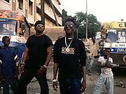 Positive Black Soul downtown Dakar