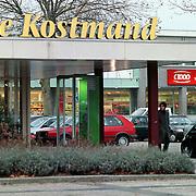 Supermarkt C 1000 de Kostmand Huizen ext.