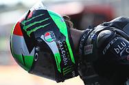 #21 Franco Morbidelli, Italian: Petronas Yamaha SRT during the Gran Premio Motul de la Comunitat Valenciana at Circuito Ricardo Tormo Cheste, Valencia, Spain on 15 November 2019.