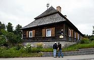 Supraśl. Stara Poczta - najstarszy budynek drewniany w miasteczku