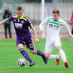 20141025: SLO, Football - Prva liga Telekom Slovenije 2014/15, NK Zavrc vs NK Maribor