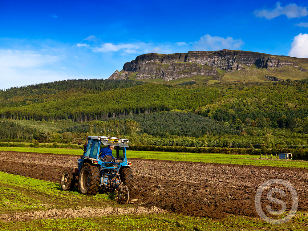 Photo: Chris Hill, Binevenagh, County Londonderry / Derry