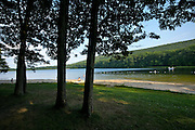 Locust Lake, Locust Lake State Park, Schuylkill Co., PA
