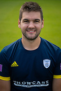Rilee Rossouw of Hampshire during the 2019 press day for Hampshire County Cricket Club at the Ageas Bowl, Southampton, United Kingdom on 27 March 2019.