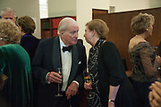 VISCOUNT NORWICH; SELINA HASTINGS, The London Library Annual  Life in Literature Award 2013 sponsored by Heywood Hill. The London Library Annual Literary dinner. London Library. St. james's Sq. London. 16 May 2013.