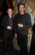 Party to celebrate the First issue of British Harper's Bazaar. Cirque, Leicester Sq. London. 16 February 2006. ONE TIME USE ONLY - DO NOT ARCHIVE  © Copyright Photograph by Dafydd Jones 66 Stockwell Park Rd. London SW9 0DA Tel 020 7733 0108 www.dafjones.com