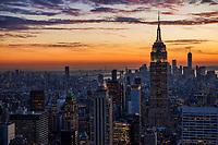 Manhattan, Evening