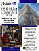 Branding Day - Radisson Blu - 4/30/19