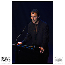 APRA Silver Scroll Awards 2004 at the Wellington Town Hall, Wellington, New Zealand.<br />