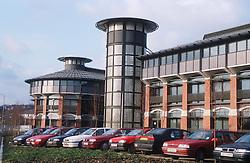 Inland Revenue offices in Nottingham,