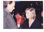 Richard E. Grant and Hayley Mils© Copyright Photograph by Dafydd Jones 66 Stockwell Park Rd. London SW9 0DA Tel 020 7733 0108 www.dafjones.com