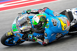 September 7, 2018 - Misano Adriatico, Ialy, Italy - 21 FRANCO MORBIDELLI from Italy, Estrella Galicia 0,0 Marc VDS, Honda, Gran Premio Octo di San Marino e della Riviera di Rimini, during the Friday FP2 at the Marco Simoncelli World Circuit for the 13th round of MotoGP World Championship, from September 7th to 9th - Photo by Felice Monteleone - NurPhoto  (Credit Image: © Felice Monteleone/NurPhoto/ZUMA Press)