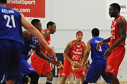Bristol Flyers' Greg Streete - Photo mandatory by-line: Dougie Allward/JMP - Mobile: 07966 386802 - 18/10/2014 - SPORT - Basketball - Bristol - SGS Wise Campus - Bristol Flyers v Durham Wildcats - British Basketball League