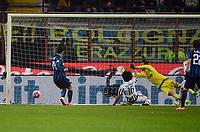 Gol Ivan Perisic Inter Goal celebration <br /> Milano 02-03-2016 Stadio Giuseppe Meazza Football Calcio 2015/2016 Coppa Italia / Italy Cup Inter - Juventus Foto Giuseppe Celeste / Insidefoto