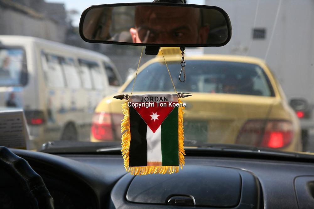 Taxi in Amman, Jordan
