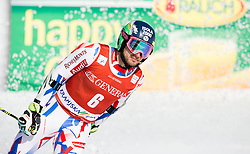 Mathieu Faivre (FRA) during 9th Men's Giant Slalom race of FIS Alpine Ski World Cup 55th Vitranc Cup 2016, on March 4, 2016 in Kranjska Gora, Slovenia. Photo by Vid Ponikvar / Sportida
