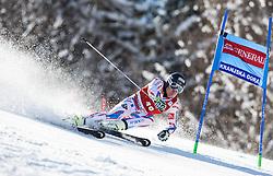 Cyprien Richard (FRA) competes during 9th Men's Giant Slalom race of FIS Alpine Ski World Cup 55th Vitranc Cup 2016, on March 4, 2016 in Kranjska Gora, Slovenia. Photo by Vid Ponikvar / Sportida