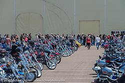 Arizona Bike Week's Cycle Fest at Westworld. USA. April 5, 2014.  Photography ©2014 Michael Lichter.