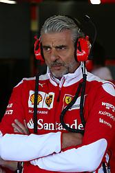Maurizio Arrivabene (ITA) Ferrari Team Principal.<br /> 29.10.2016. Formula 1 World Championship, Rd 19, Mexican Grand Prix, Mexico City, Mexico, Qualifying Day.<br /> Copyright: Batchelor / XPB Images / action press