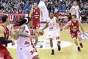 DESCRIZIONE : Milano Lega A 2013-14 EA7 Emporio Armani Milano Cimberio Varese<br /> GIOCATORE : Haynes Marquez<br /> CATEGORIA : Contropiede<br /> SQUADRA :  EA7 Emporio Armani Milano<br /> EVENTO : Campionato Lega A 2013-2014<br /> GARA : EA7 Emporio Armani Milano Cimberio Varese<br /> DATA : 20/10/2013<br /> SPORT : Pallacanestro <br /> AUTORE : Agenzia Ciamillo-Castoria/I.Mancini<br /> Galleria : Lega Basket A 2013-2014  <br /> Fotonotizia : Milano Lega A 2013-14 EA7 Emporio Armani Milano Cimberio Varese<br /> Predefinita :