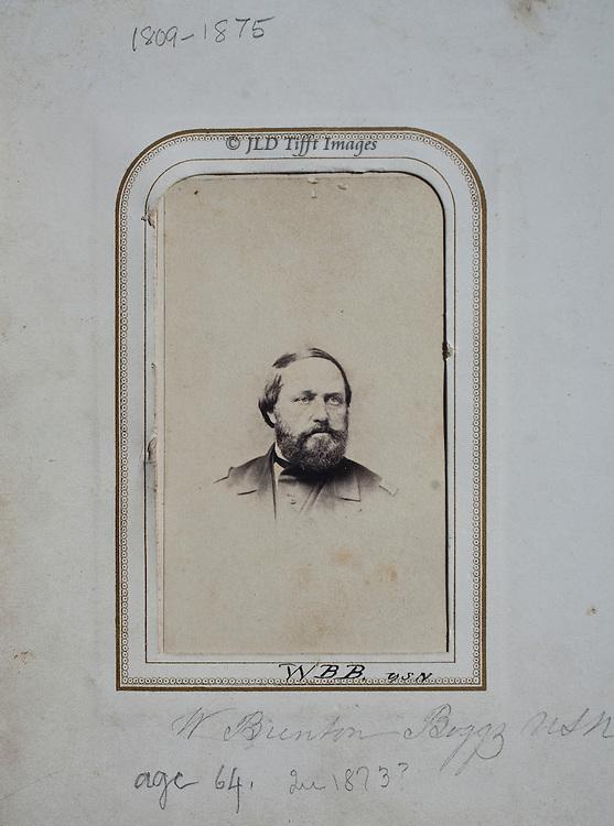 Head shot photograph, ca. 1873.