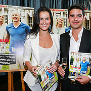 NLD/Ridderkerk/20130506 - Presentatie Helden 18, Daniël da Cruz Carvalho en partner Patricia