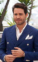 Actor Édgar Ramírez at the Hands Of Stone film photo call at the 69th Cannes Film Festival Monday 16th May 2016, Cannes, France. Photography: Doreen Kennedy