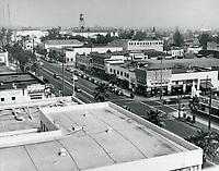 1939 Columbia Drug Store on the SE corner of Sunset Blvd. & Gower St.