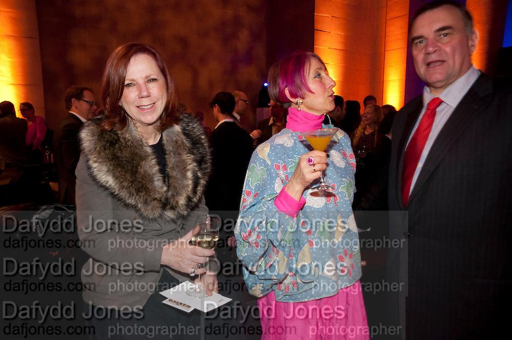 JULES WRIGHT; SILVIA ZIRANEK, Turner prize 2009. Tate Britain. Millbank. London. 7 December 2009