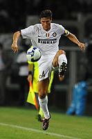 Javier Zanetti Inter<br /> Torino 29/7/2008 Calcio Trofeo Tim Juventus Inter Milan<br /> Foto Andrea Staccioli Insidefoto