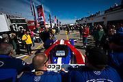 January 26-29, 2017: Rolex Daytona 24. Ford GT