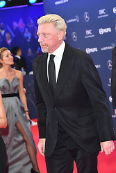 February 18, 2019 - Monaco, Monaco - Boris Becker arriving at the 2019 Laureus World Sports Awards on February 18, 2019 in Monaco  (Credit Image: © Famous/Ace Pictures via ZUMA Press)