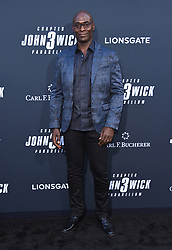 """Asia Kate Dylan at the L.A. special screening of """"John Wick: Chapter 3 - Parabellum"""" held at the TCL Chinese Theatre. 15 May 2019 Pictured: Lance Reddick. Photo credit: O'Connor/AFF-USA.com / MEGA TheMegaAgency.com +1 888 505 6342"""