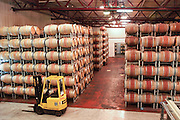Israel, Golan Heights, Ramat HaGolan Winery Wine barrel ageing and storage ..Attention Amber Sexton :.This is for a specific request sent to me by Amber - Please expedite and bring to het attention