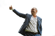 Sheffield Wednesday manager Carlos Carvalhal during the EFL Sky Bet Championship match between Burton Albion and Sheffield Wednesday at the Pirelli Stadium, Burton upon Trent, England on 26 August 2017. Photo by Richard Holmes.